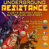 Hijack - Underground Resistance 2018