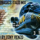 Back2Basics Italo Mix 39 Tony Renzo