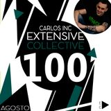 Podcast Extensive Collective special reference number #100 with Carlos Inc