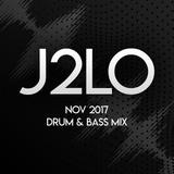 Nov 2017 - Drum & Bass Mix