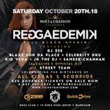 DJ ZEE - REGGAEDEMIK FULL BLACK OCT20