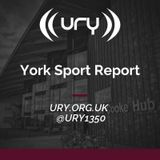 York Sport Report 21/01/2019
