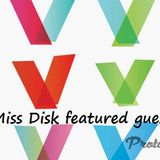 Miss Disk featured guest on VS Proton radio show -  August 27