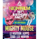 Nightfilm 1st Birthday Disco Mix