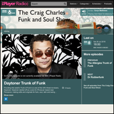 'Trunk of Funk' Mix on The Craig Charles Funk & Soul Show (BBC6 Music)