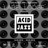 Acid Jazz Digs The New Breed w/ Dom Williams, Noble & Heath & Ned Stax (16/05/2018)