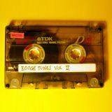 BOOGIE TUNES VOL II: ORIGINAL TDK D90 ANALOGUE MIXTAPE FROM 1991