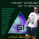 Never Enough of Trance episode 0061