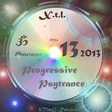 Progressive & Psytrance Mix 13