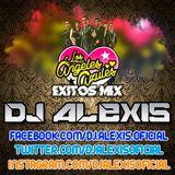 Los Angeles Azules ( Exitos Mix ) - DJ Alexis