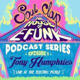 Tony Humphries @ Electric Pickle, Miami, WMC 2016