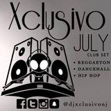 CLUB SET JULY REGGEATON 2017