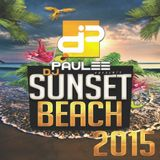 DJ PAULEE - SUNSET BEACH 2015