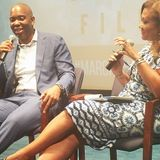 Ta-Nehisi Coates honored by the March on Washington Film Festival