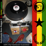 Rocksteady Boss Reggae Ska Fever Mixtape Volume 3 DJ Junior Lazarou