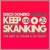 Disco Donero - Keep Skanking