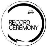 Record Ceremony - Dec 2, 2018