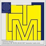 Transmit Music - 28th November 2018