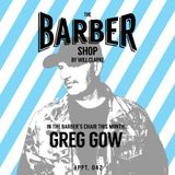 The Barber Shop By Will Clarke 042 (GREG GOW)