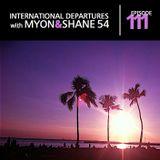 International Departures 111