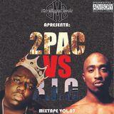 São Miggaz Beats Presents: 2pac Vs Big Mixtape Vol.07