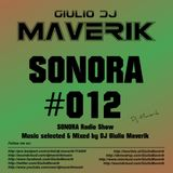 SONORA - Episode #012 October 2016 - Radio Show by MAVERIK