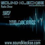 Sound Kleckse Radio Show 0257 - Velasquez