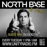 North Base & Friends Show #22 Guest Mix By Inguerzon [2017 02 21]