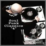 Dj ''S'' - Soul, Funk Classics ''4''