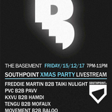The Southpoint Christmas Party - The Basement - 15-12-17