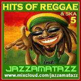 HITS OF REGGAE & SKA 5= Bob Marley, Desmond Dekker, Upsetters, Delroy Williams, Toots & the Maytals,