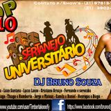 Top10 Sertanejo Universitário 2015