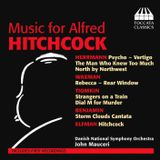 Danish National Symphony Orchestra - Music for Alfred Hitchcock