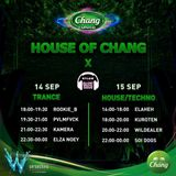 Elza NoeY Live Set at Waterzonic 2018 House Of Chang Trance Stage