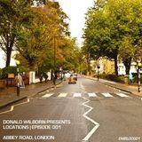 Locations: Episode 001 - Abbey Road, London
