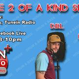 The 2 of a kind Radio with DJ DBL and DJ Pressure on #OSNRadioPLUS 22-09-2018