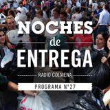 NOCHES DE ENTREGA N°27_07-04-2013