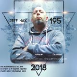 Jeff Hax's Masters Of Techno Vol.195