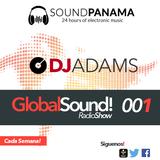 Global Sound! 001 - Radio Show