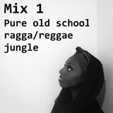 Mix 1 - Pure old school ragga & reggae jungle