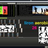 LIRON AEROBICDANCE 26 140 BPM