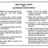 Stephanie Smith and Byron Wood - Religion and Alcoholics Anonymous