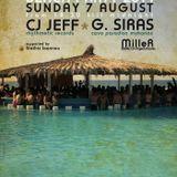 MilleR - 2011-08-07 Live @ Neromylos with Cj Jeff & G. Siras