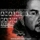 Lucas Aguilera - Analogikko Radio 7 (Dario Darof guest mix) on TM Radio - 27-Apr-2018