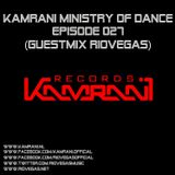Kamrani Ministry of Dance Episode 027 - 21.04.2014 (Passover) [Guestmix RioVegas]