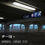 sPaces18 - Minimal Cinema Tech