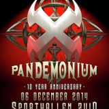 Special Early Hardcore mix @ 10 years Pandemonium contest 2014