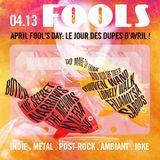 Mixtape KONGFUZI #13: FOOLS!!