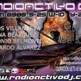 RADIOACTIVO DJ 10-2017 BY CARLOS VILLANUEVA