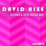 Techno | Tech House | Mix June 2016